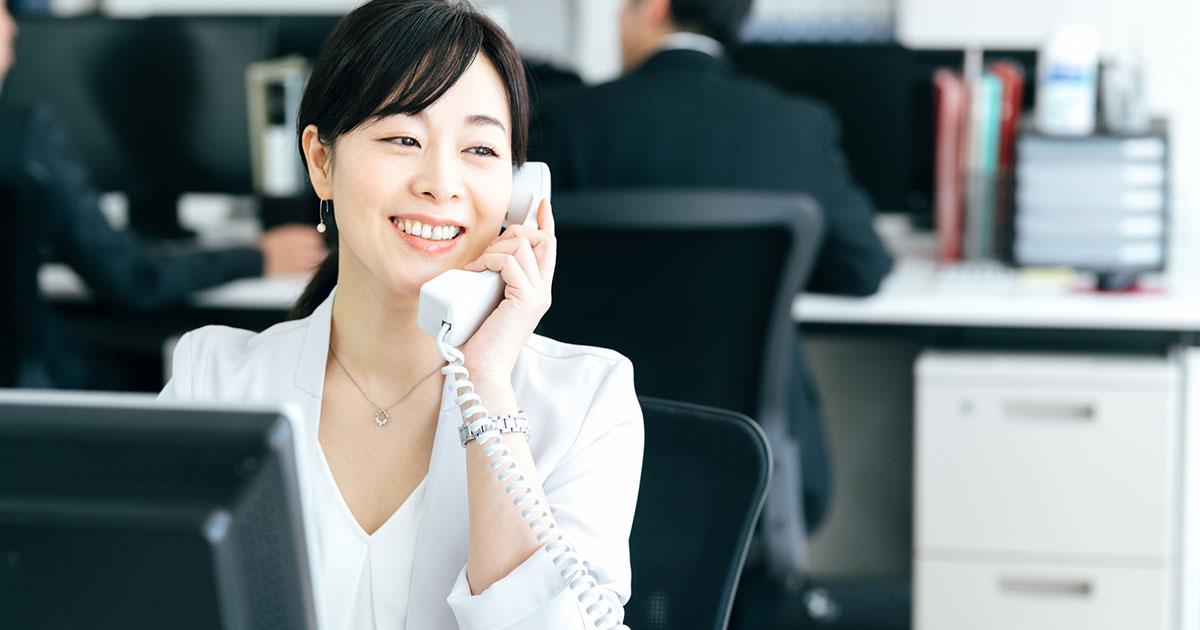 仕事の電話が苦手な人必読!電話の印象がよくなる5つのポイント