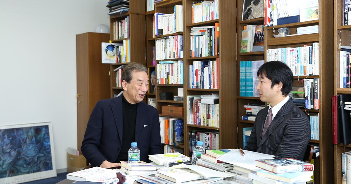 冷戦時代にUCLA内科教授も務めた黒川清さんが衝撃を受けた、留学先のボスの一言