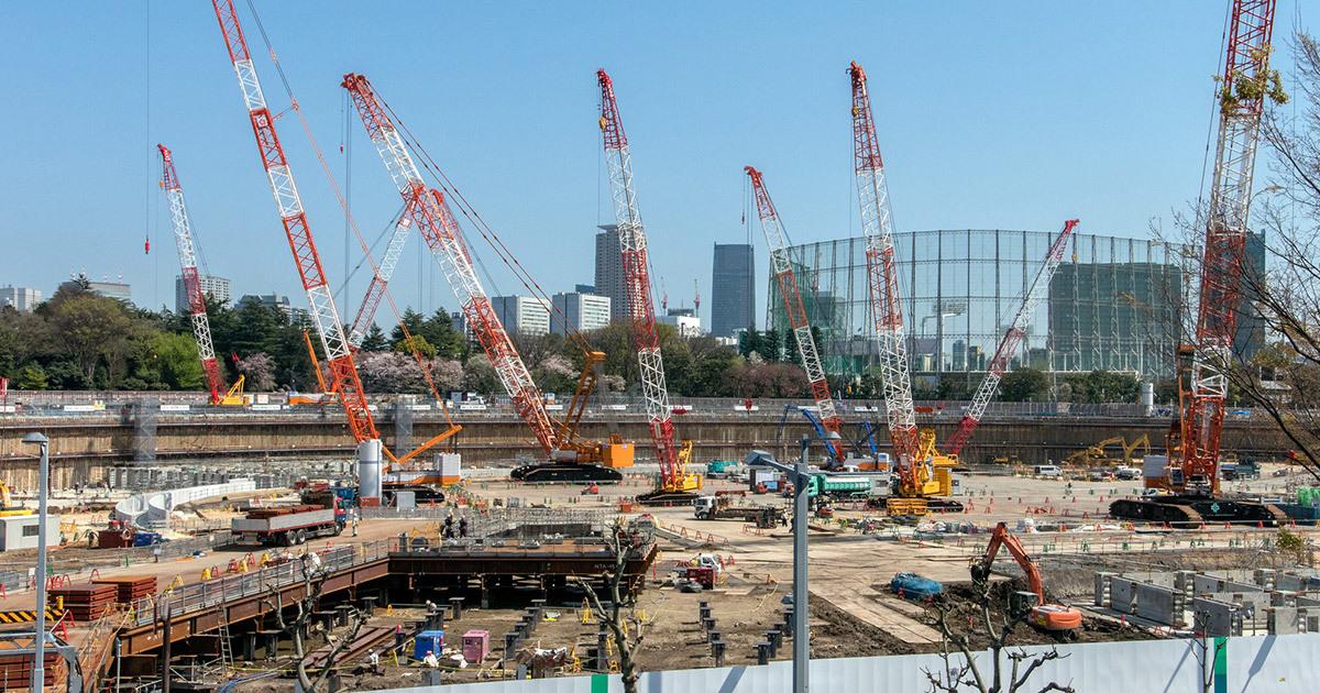 新国立工事で過労自殺、「重層下請け構造」が引き起こす悲劇