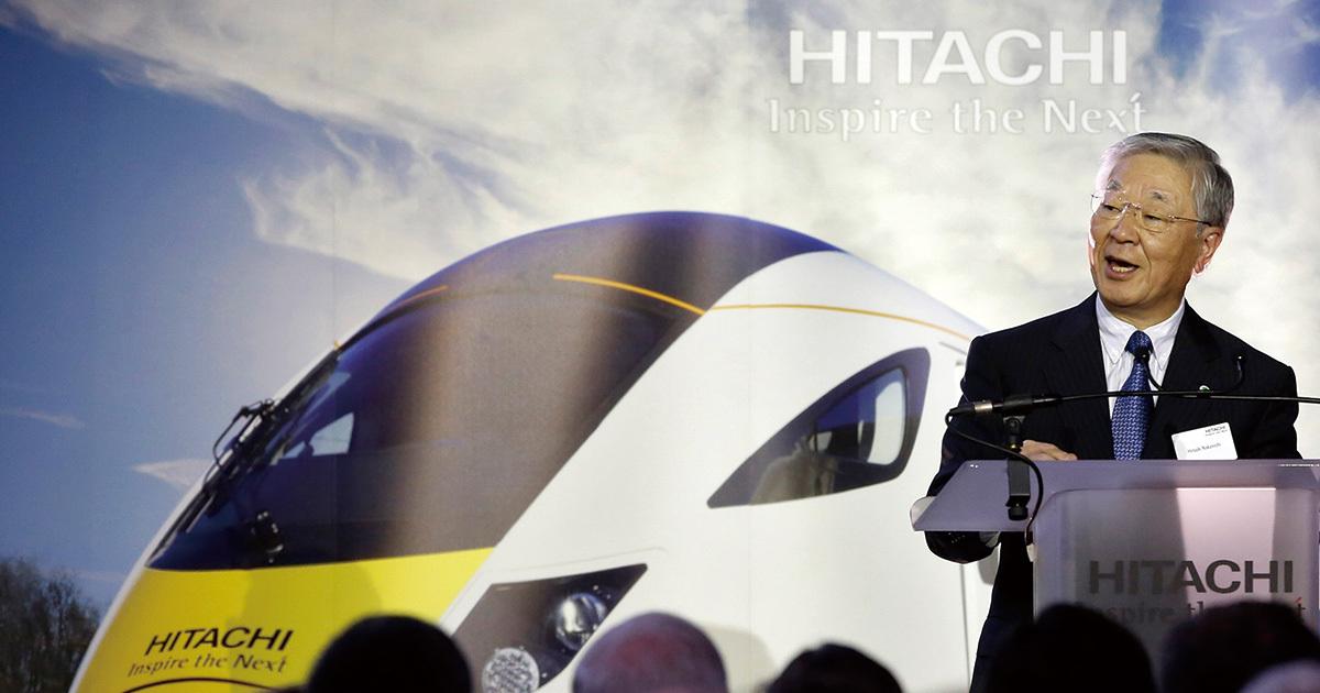 日立の欧州鉄道事業が窮地、イタリア子会社株主との対立で
