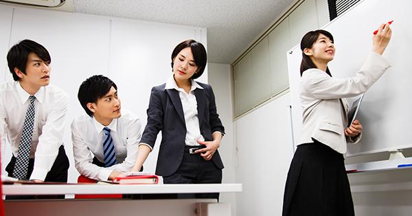 職場の生産性向上は「見える化」と「言える化」が肝である