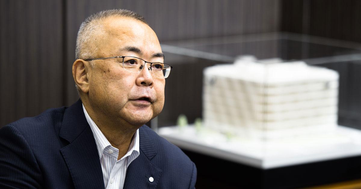 """""""ダム屋""""飛島建設社長「公共事業はダメ」に物申す"""
