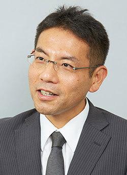 アドバンストアイ株式会社 代表取締役社長 岡本行生氏