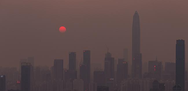 中国深セン