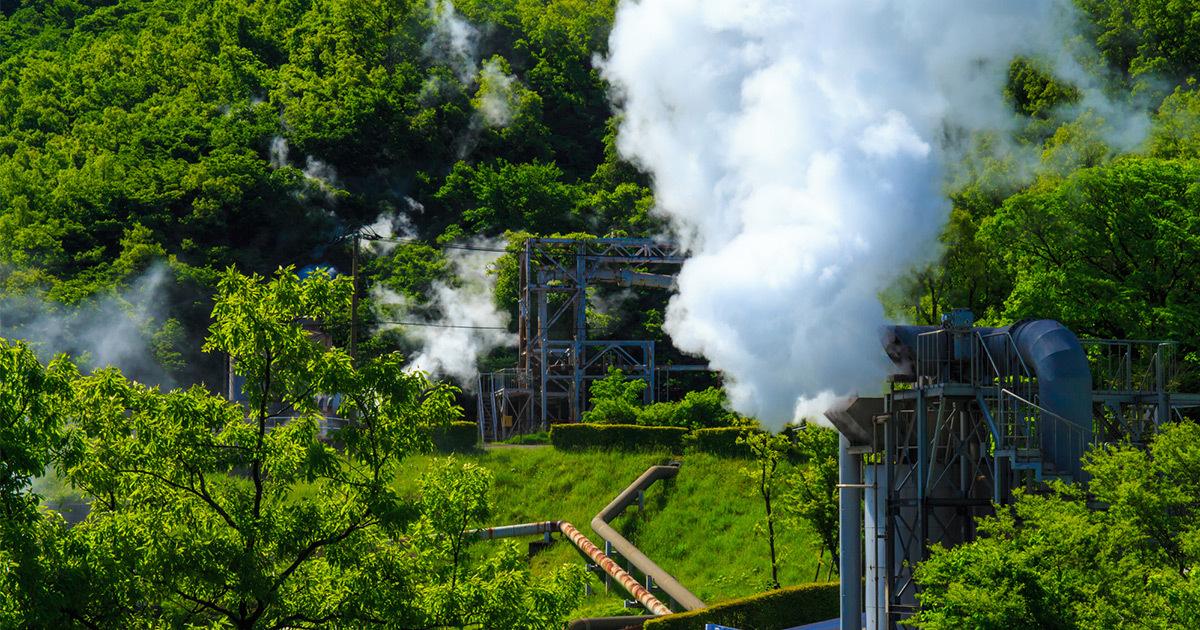 日本は世界3位の資源国!注目の地熱発電って何だ