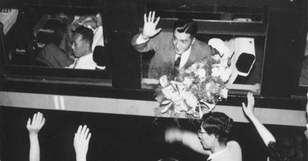 遺書を用意して旅立った昭和31年の欧米視察