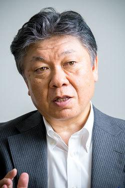 小川治男・オリンパスCTO(技術統括役員)