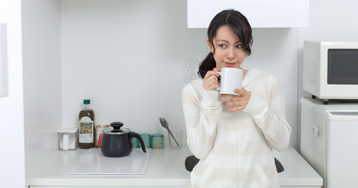「やせる」ためには寝る前に1杯のホットミルク