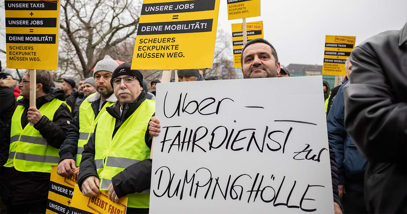 「Uber」の便利なサービスの陰で生まれている、新たな貧困と格差