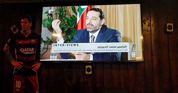 サウジ制裁恐れるレバノン、カタール断交「二の舞」あるか