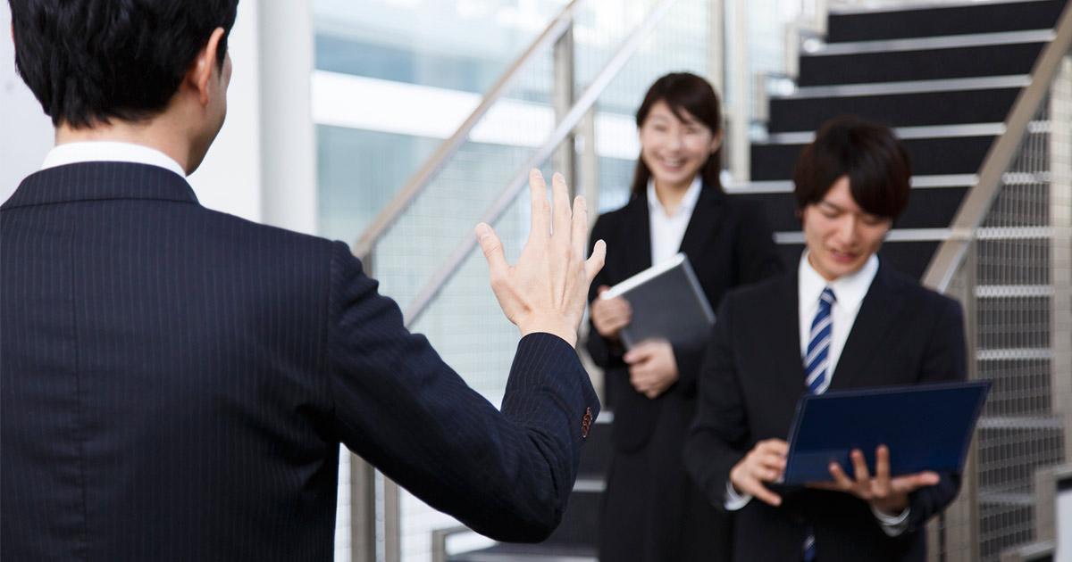 エージェントから見放される会社、優秀な人材を紹介してもらえる会社