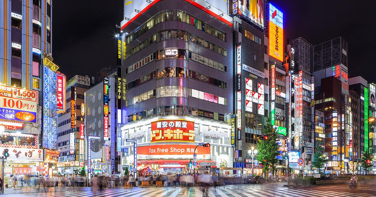 ナンパストリートの今…歌舞伎町は小学生が遊びに行ける街に