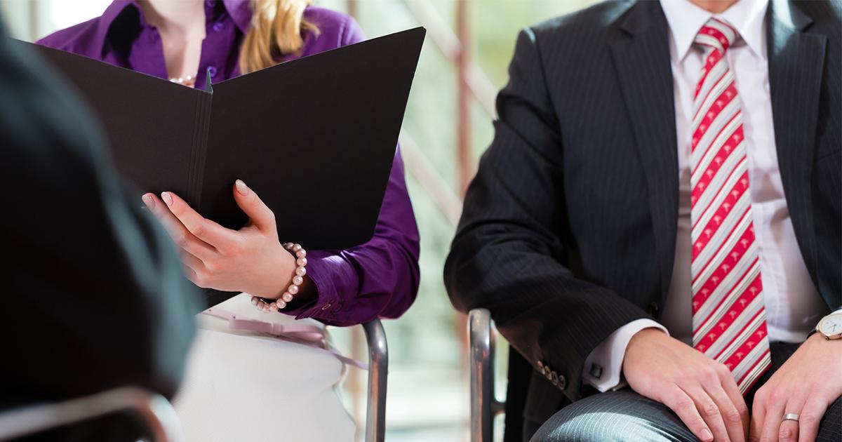 経営コンサルタントの採用面接:まず学習能力・危機対応力が試される