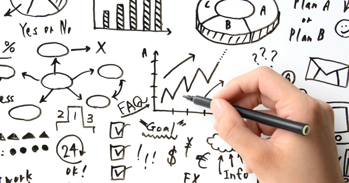 アイデアが湧いてくる!「図」で発想を膨らませる方法
