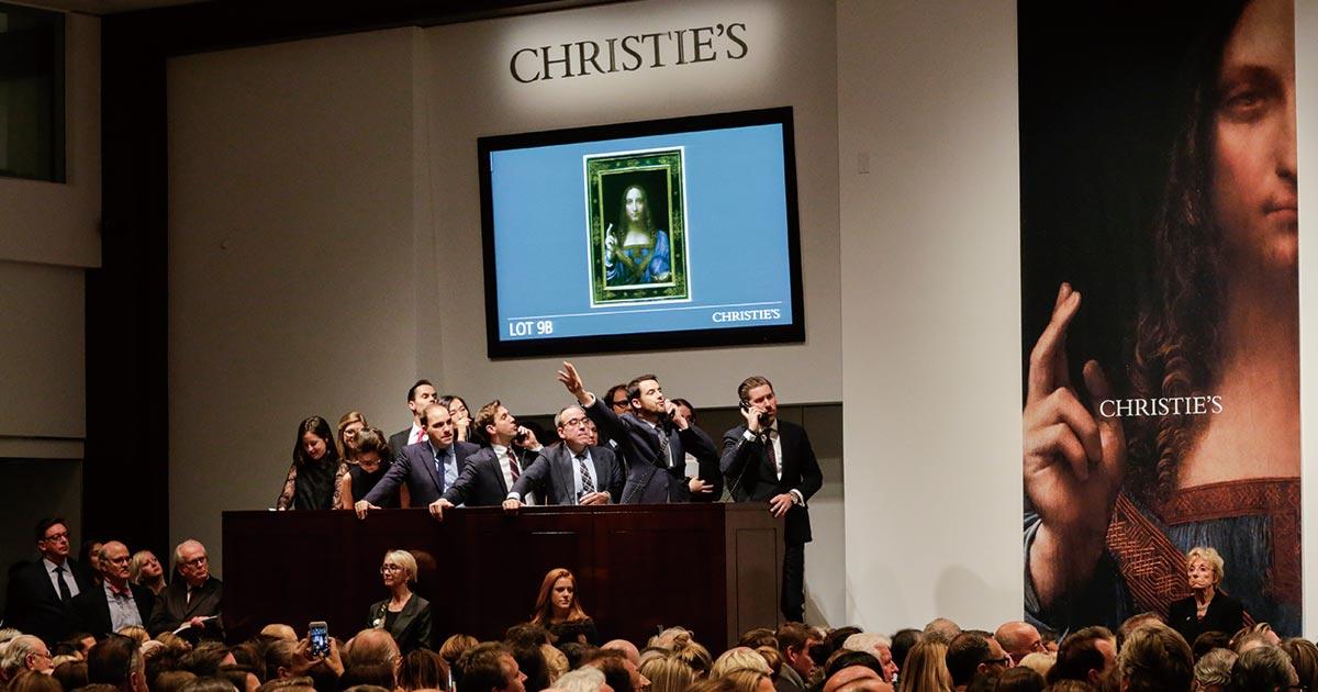 絵画落札額とサッカー移籍金の不思議な関係、背景に金融政策