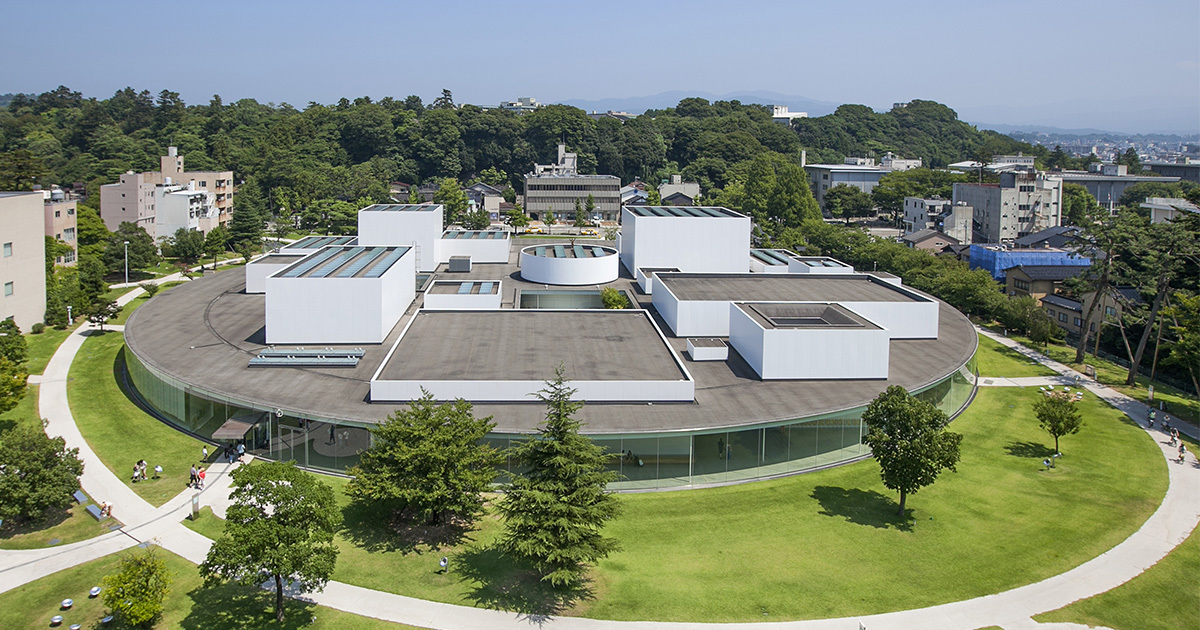 日本の常識を打ち破る公立美術館が、なぜ金沢に生まれたのか
