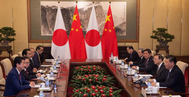 安倍首相の訪中は現地の中国ではあまり注目されなかった