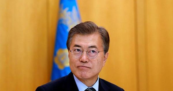 韓国大統領、中国に対北行動促す 日本批判も