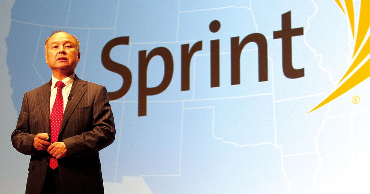 ソフトバンク孫社長、スプリント統合がまた破談でも強気な訳 - Close-Up Enterprise