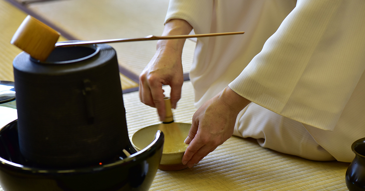 「茶会」の素晴らしさを外国人に説明できますか?