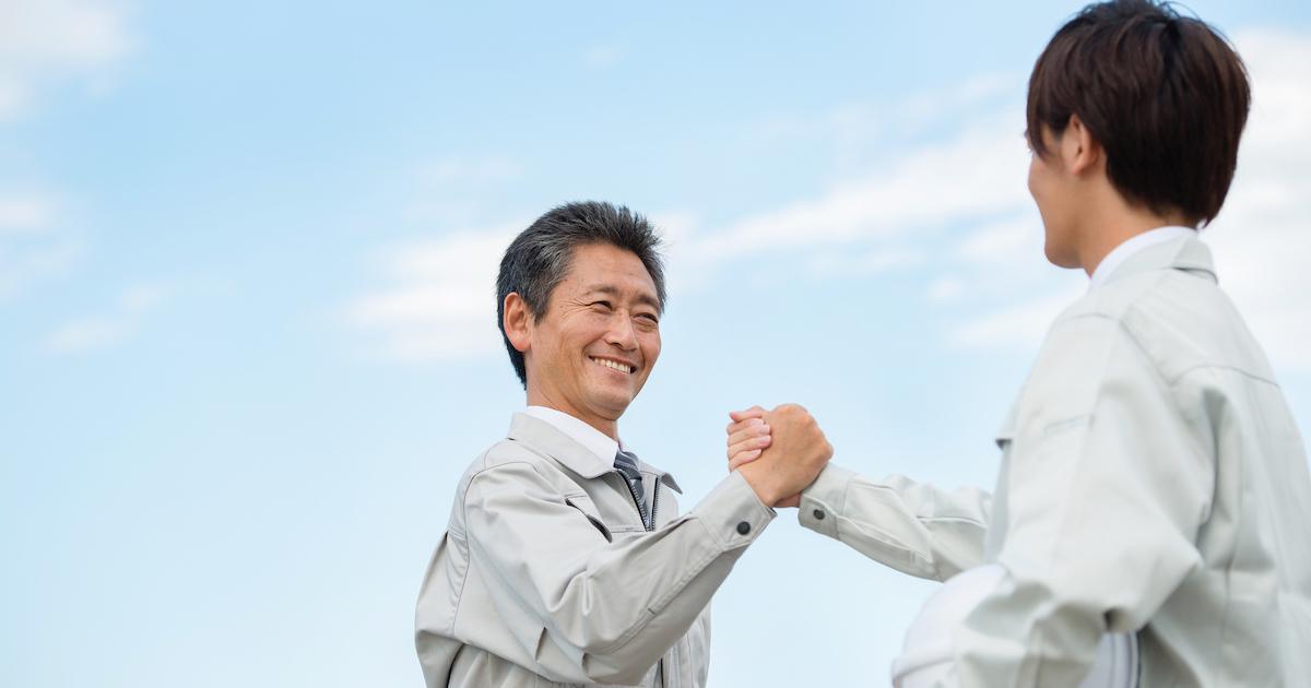 親族・役員・第三者、3大タイプ別の事業承継のポイント早分かり