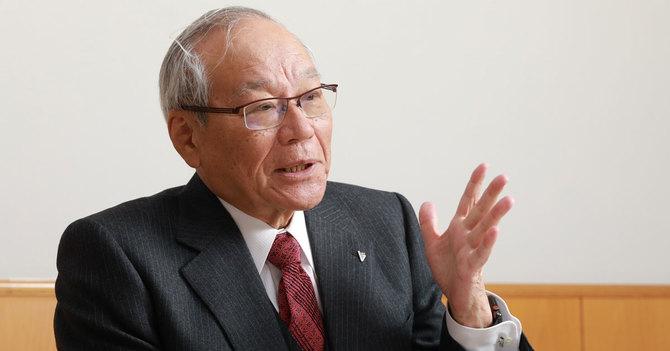 日本医師会の横倉義武代表