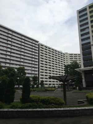 中国人住民が半数以上を占める埼玉県川口市のUR芝園団地