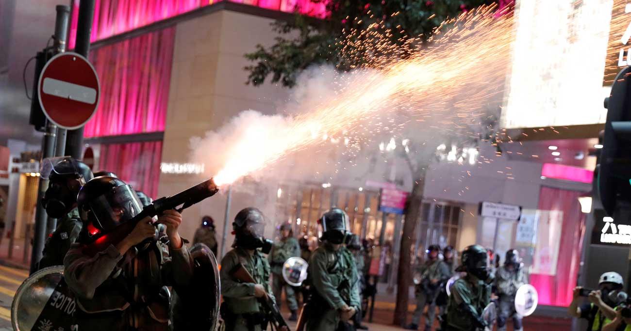 【寄稿】香港が共産主義を崩壊させる日