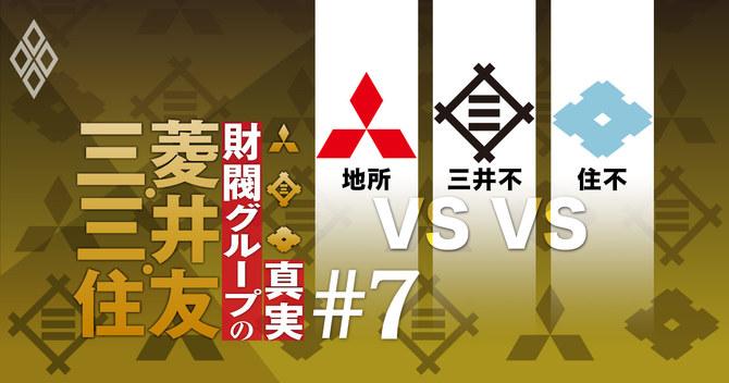 三菱・三井・住友財閥グループの真実#7
