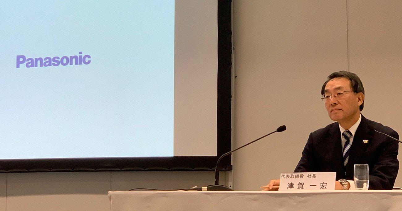 津賀一宏・パナソニック社長は11月22日、「Panasonic IR DAY」でトップダウンによる2021年度までの「構造的