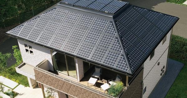 「エネルギー100%自給自足住宅」で勝負、積水化学が環境シフト