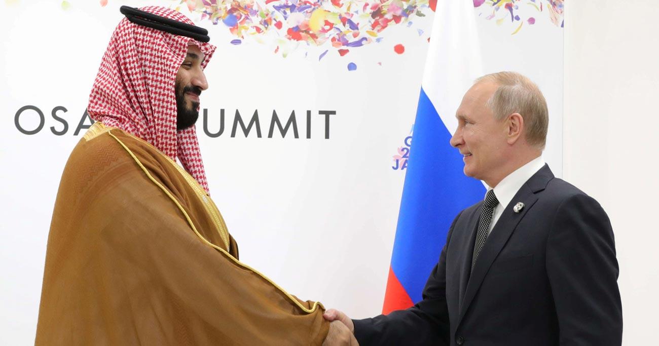ロシアとOPECが「政略結婚」、米にらみ石油ゲーム