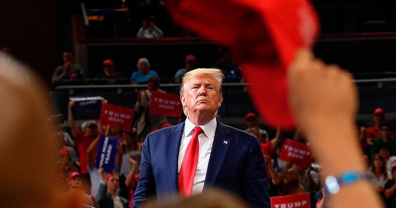 トランプ大統領を辞任に追い込める、意外な「弾劾の抜け道」とは