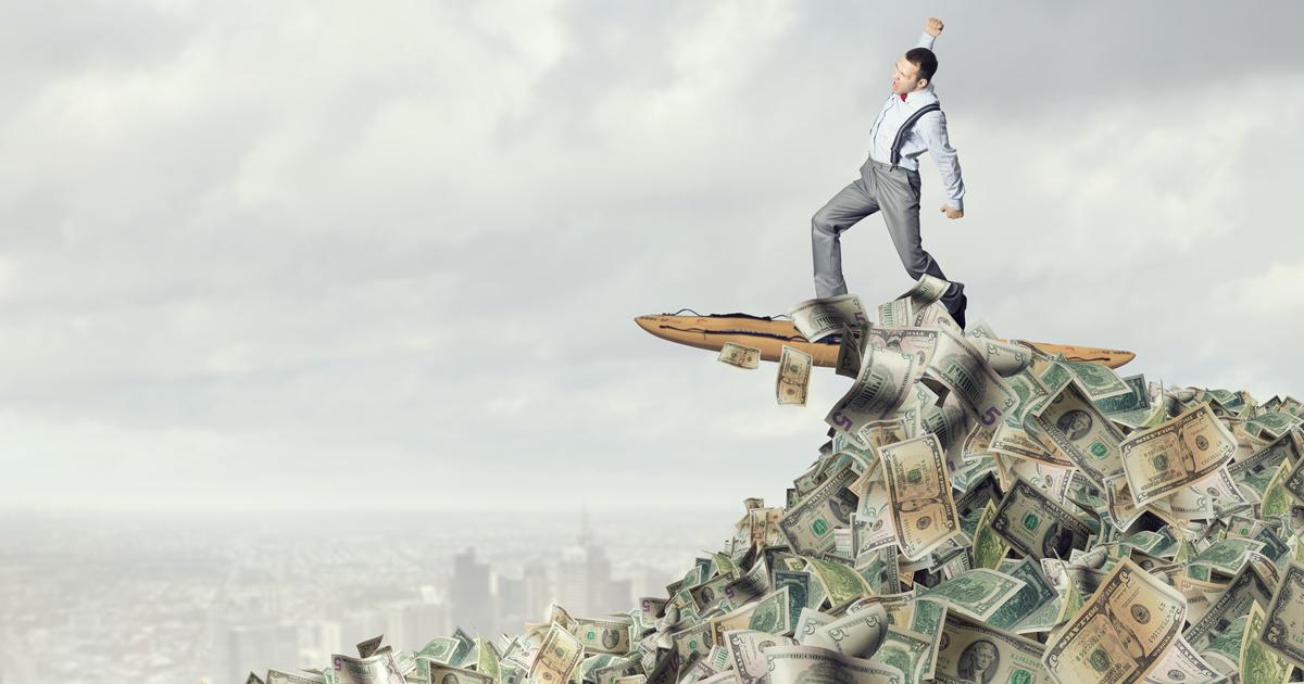 創業したてのベンチャーに10億円もの値段がつくカラクリ