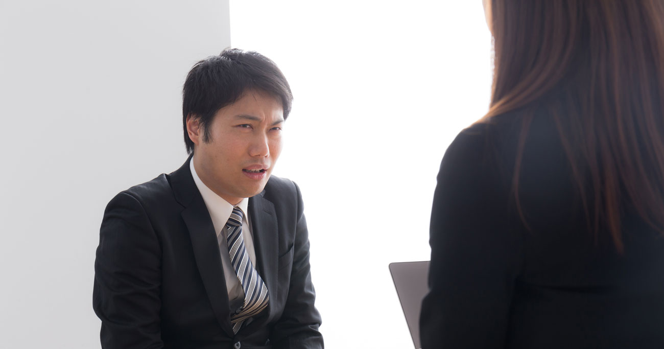 男性が「女性の上司・部下」をストレスに感じる場合、どう接するべきか